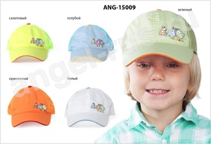 ANG 15009 — Кепка мал., Angelcaps