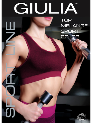 Top Sport Melange Color