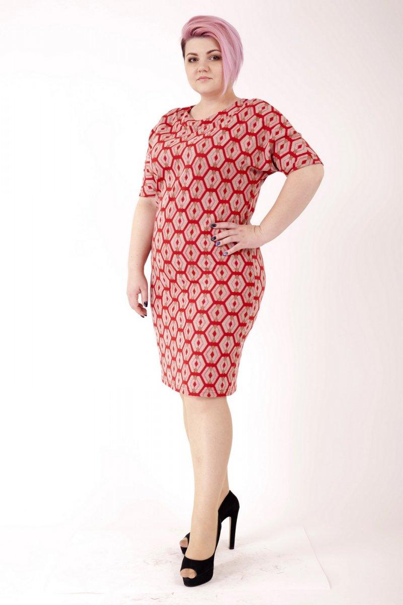 65a43f4db26a28a Le-2415 (Платье женское, Leader) — Алтайская бельевая компания
